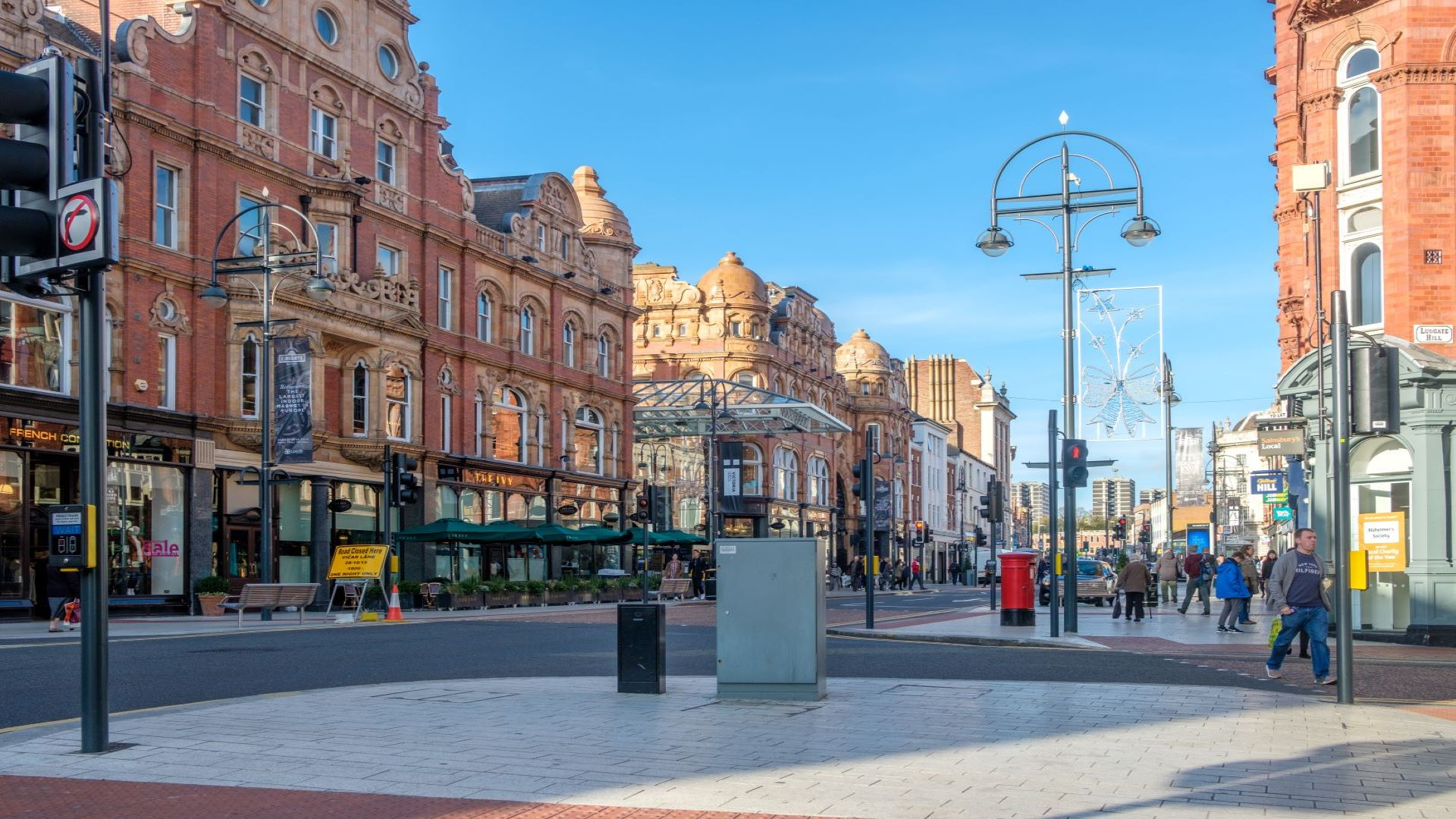Photo of Leeds town centre